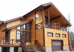 Сохраненные традиции деревянного